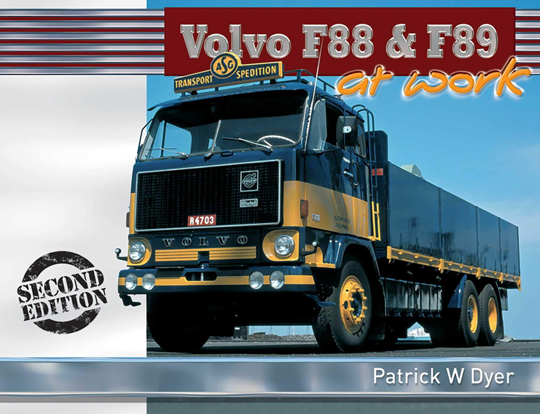 Volvo F88 And F89 At Work