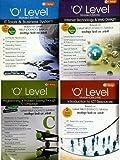 O Level, (Module 1,2,3 & 4 ) Four Book Sets