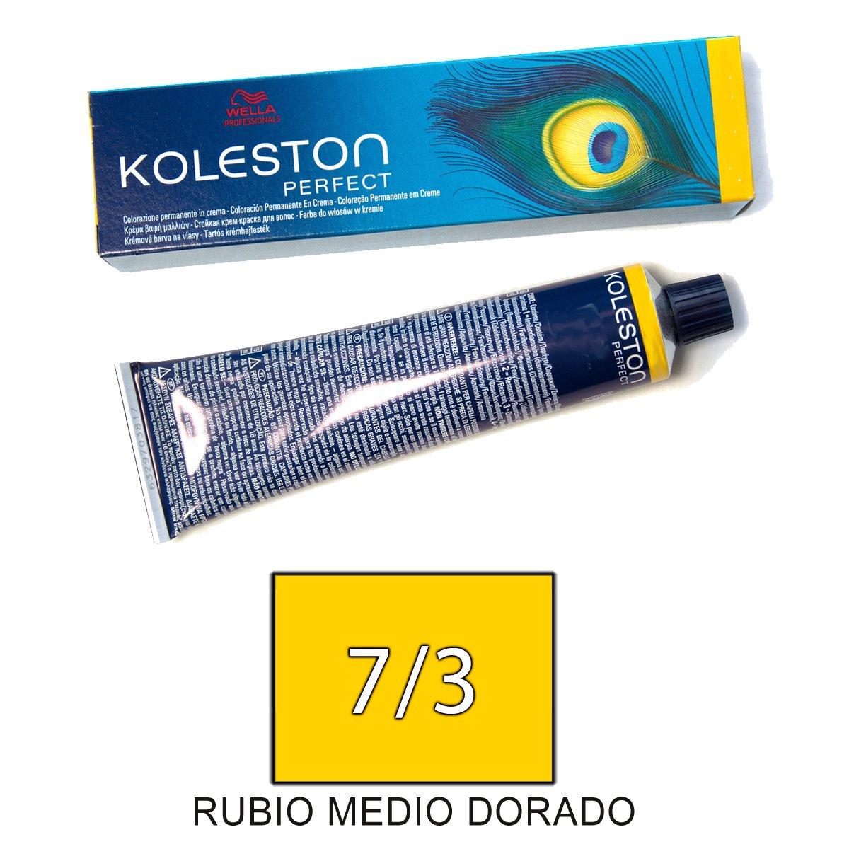 Wella Koleston 7/3 Tinte Capilar - 50 ml
