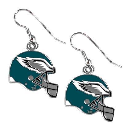 Amazon.com   Sports Team Philadelphia Eagles J Hook Dangle Logo ... 1d11e98ec