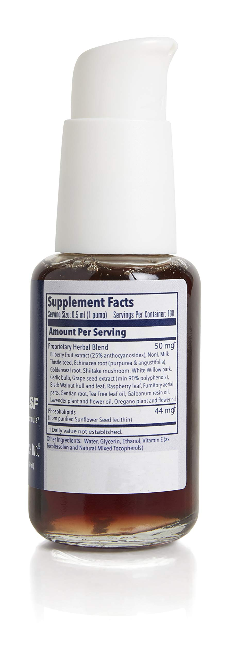 Bio-Botanical Research Biocidin LSF, Potent Broad-Spectrum Liposomal Formula, 1.7oz by Bio-Botanical Research (Image #2)