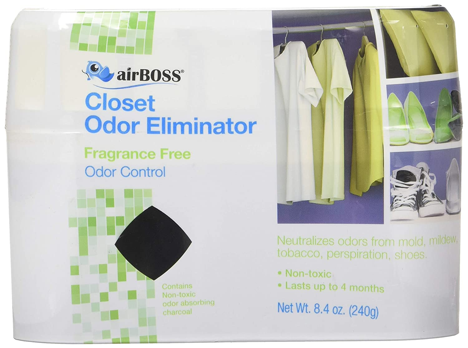 airBOSS Closet Odor Eliminator (6)