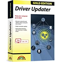 Driver Updater Gold Edition - always keep your drivers up-to-date for Windows 10, 8.1, 7 - keep your computer system…