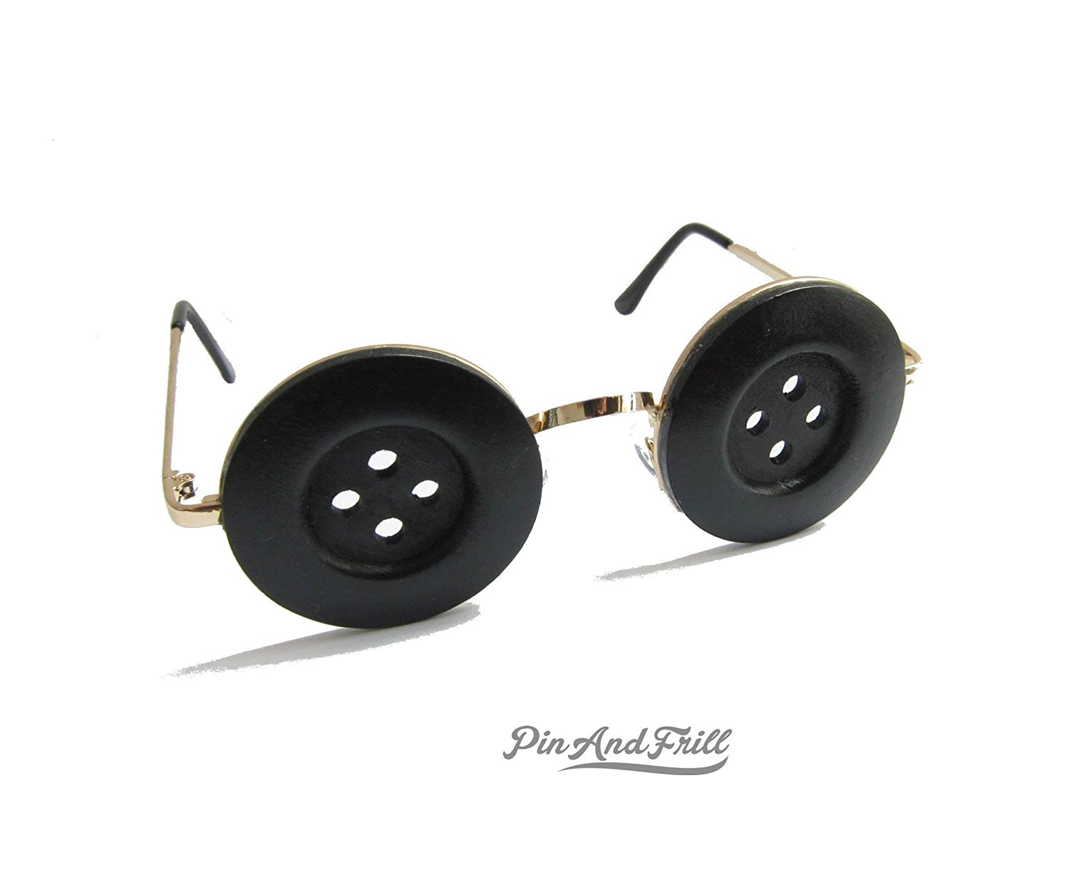 Set of 1 Coraline Button Eyes The Other Mother Eyewear