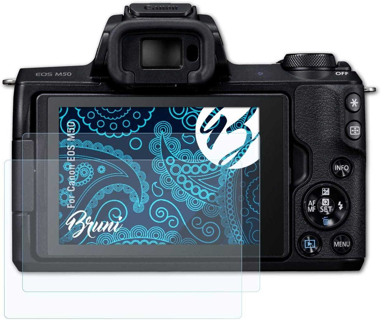 Bruni Schutzfolie Kompatibel Mit Canon Eos M50 Folie Kamera