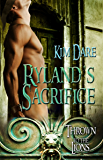 Ryland's Sacrifice (BDSM Male/Male Paranormal) (Thrown to the Lions Series, Book One) by Kim Dare (English Edition)