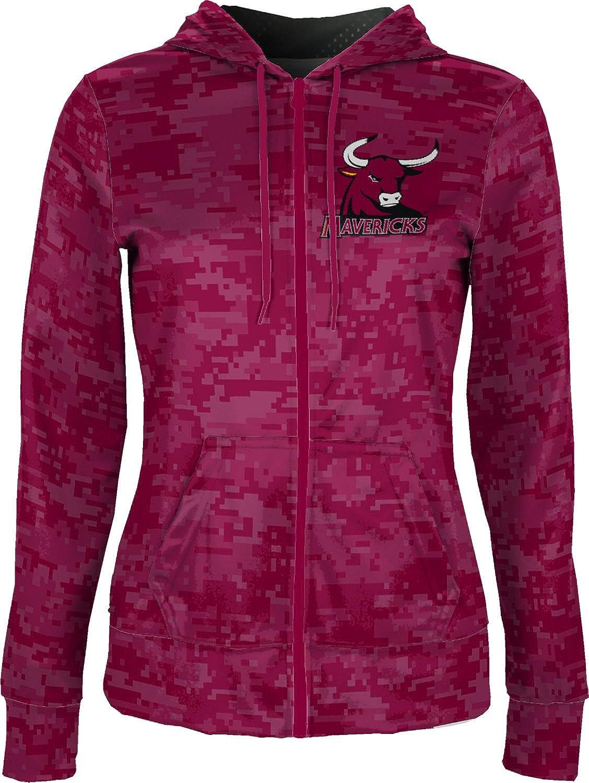 ProSphere Colorado Mesa University Girls Zipper Hoodie School Spirit Sweatshirt Digi Camo