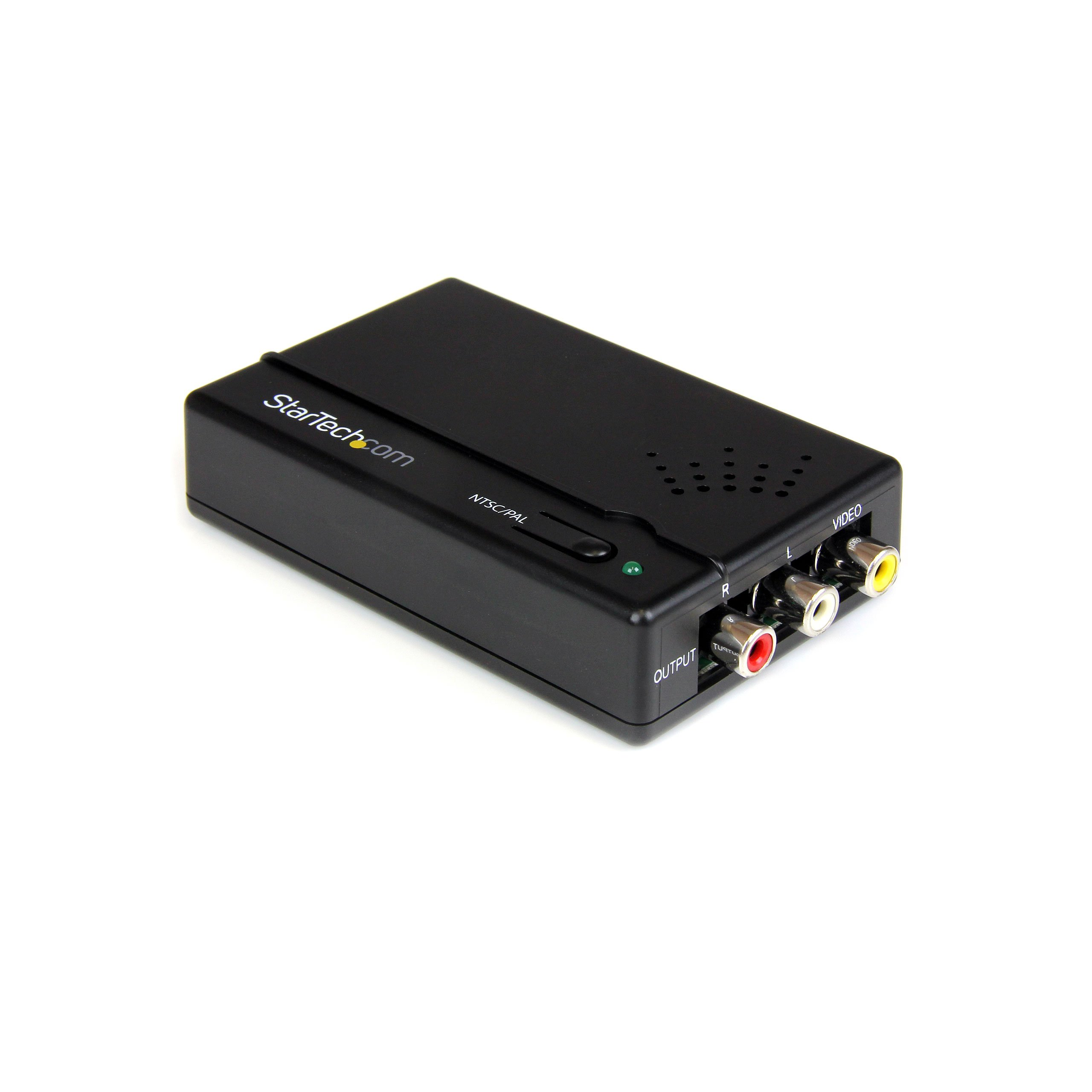 StarTech.com HDMI to Composite Converter with Audio by StarTech
