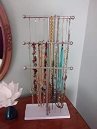 Amazon.com: Umbra Trigem Hanging Jewelry Organizer – 3