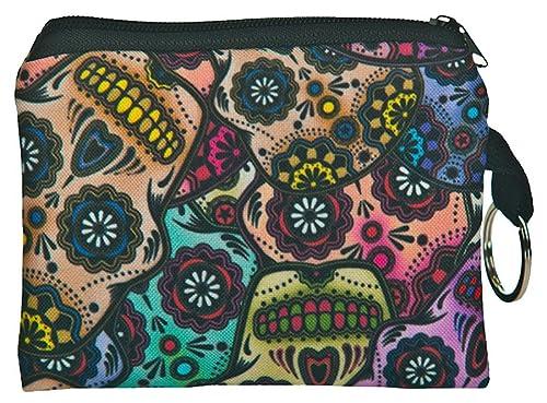 Amazon.com: Kukubird diseño de calavera mexicana Plaza de ...