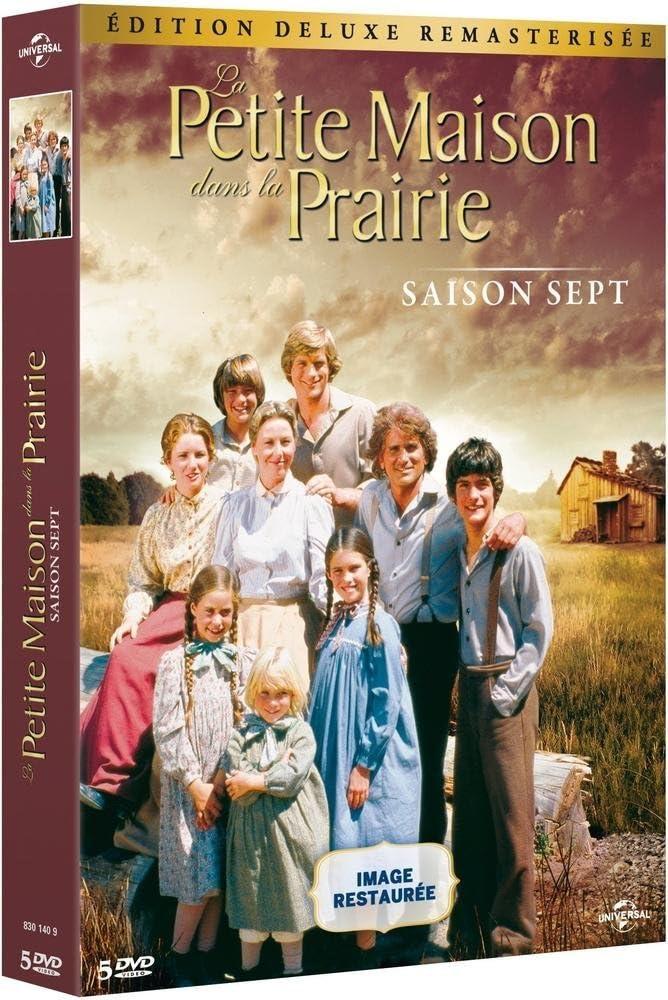 La Petite Maison dans la Prairie-Saison 10 [Édition Deluxe