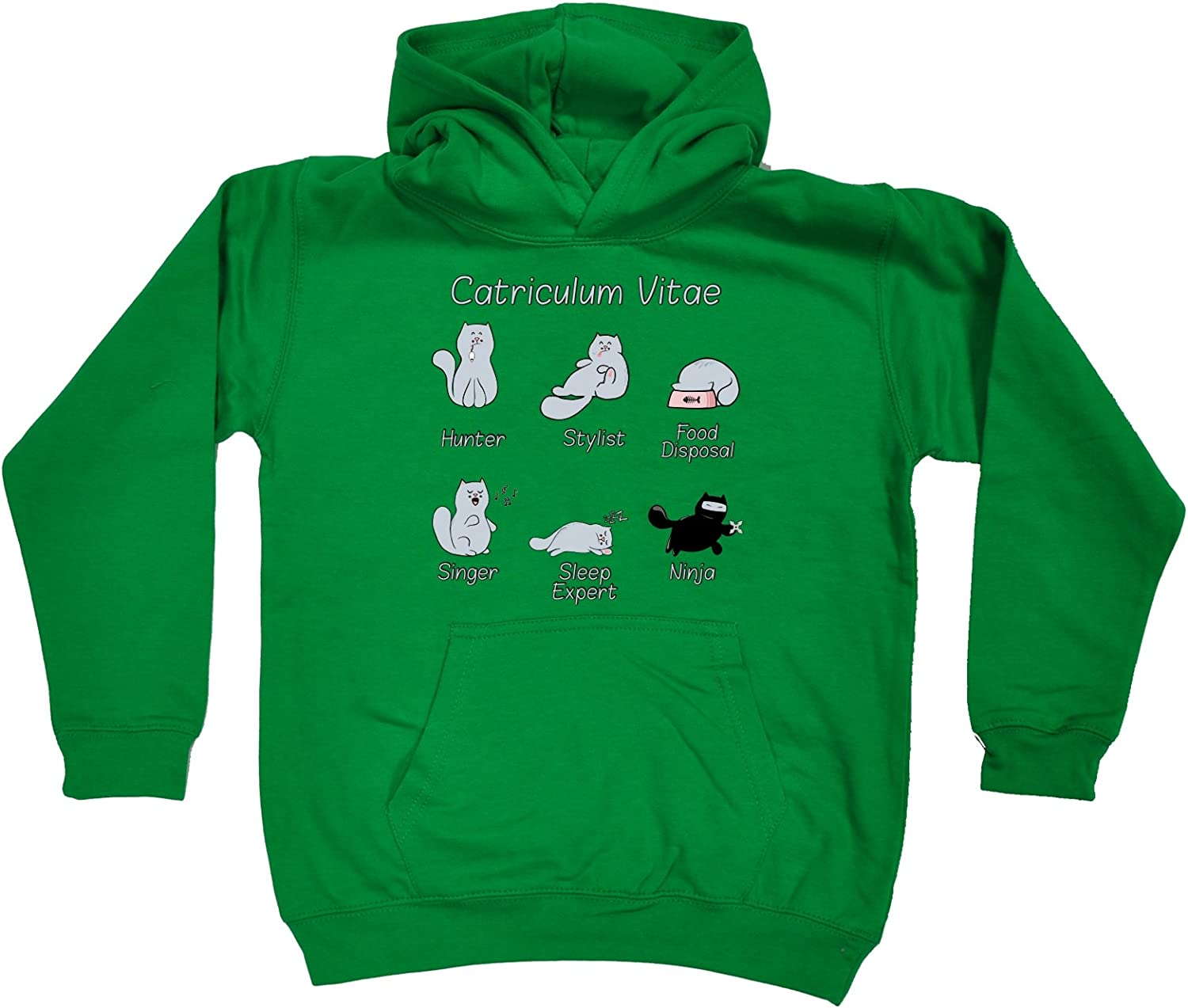 9 Colours Kids Hoodie 1-13 Years Im Not an Expert