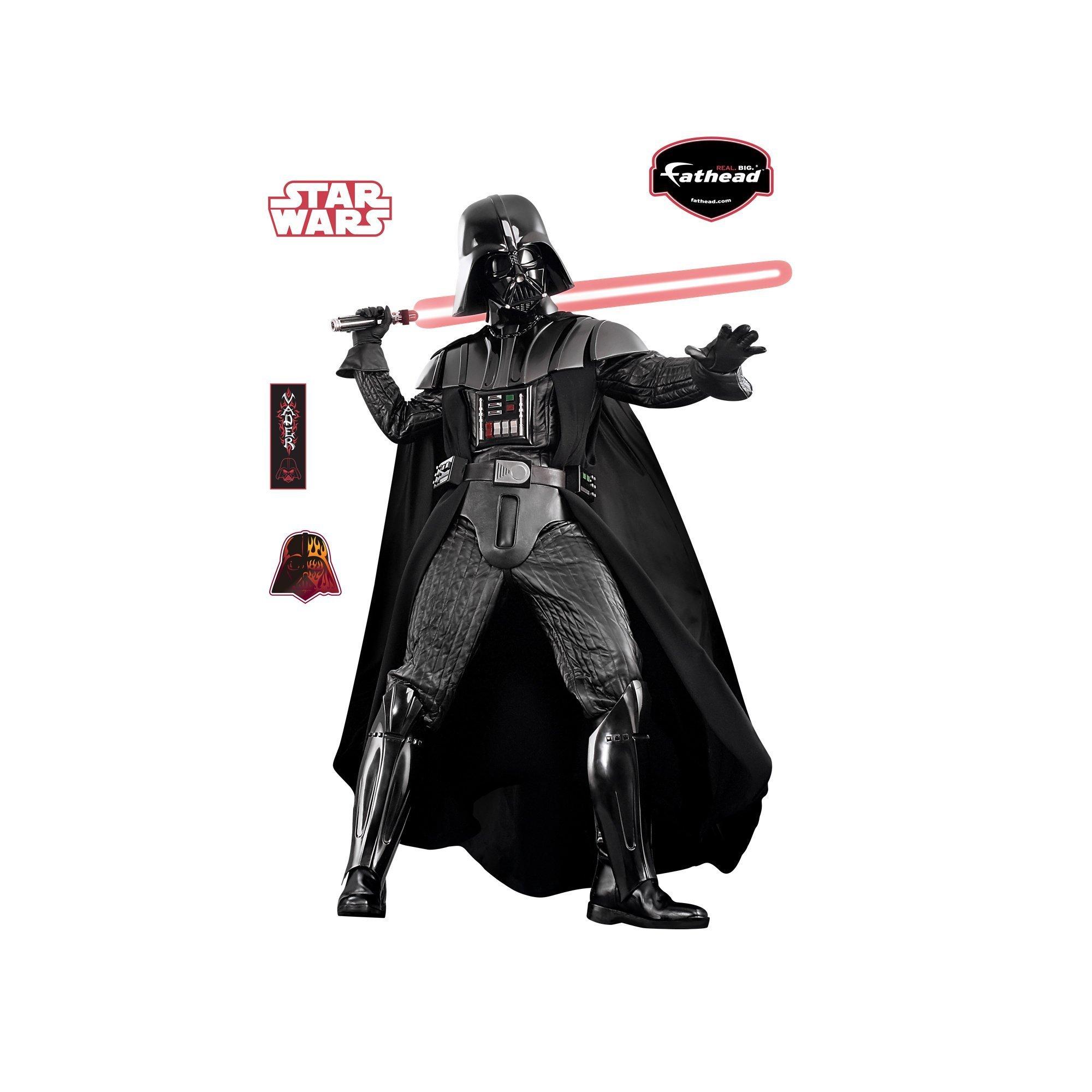 Fathead Darth Vader Wall Decal