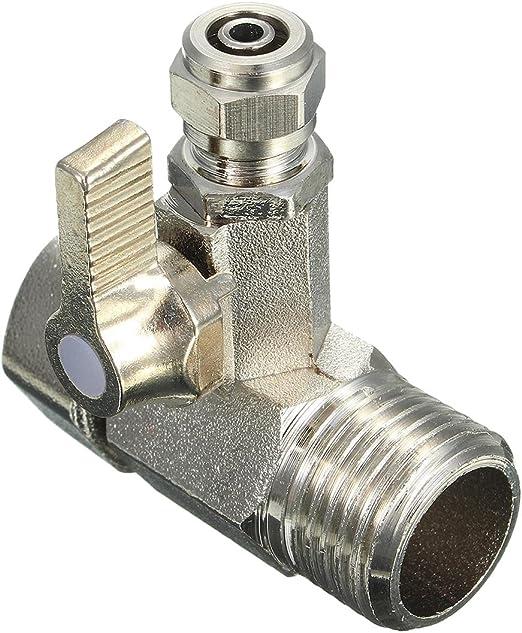 ORETG45 Cl/é /à douille 2 en 1 pour robinet length:203mm//7.99in,diameter:34mm+40mm Noir Pas de z/éro