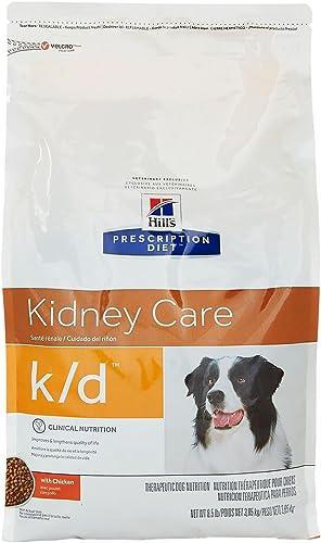 Hills K D Renal Health Dog Food 8.5 lb