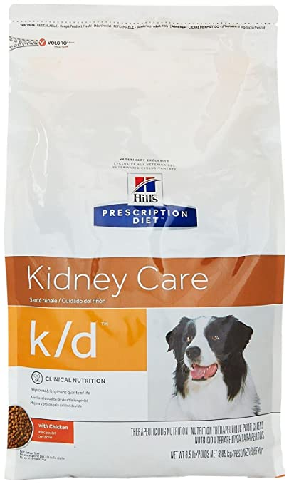 Hills K/D Renal Health Dog Food - Most Economical Food Choice for Kidney Disease