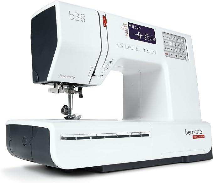 Bernina Bernette B38 - Máquina de coser: Amazon.es: Hogar