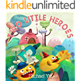TWO LITTLE HEROES: Picture Book for Children