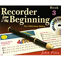 Recorder from the Beginning - Book 3: Full Color Edition (Bk. 3)