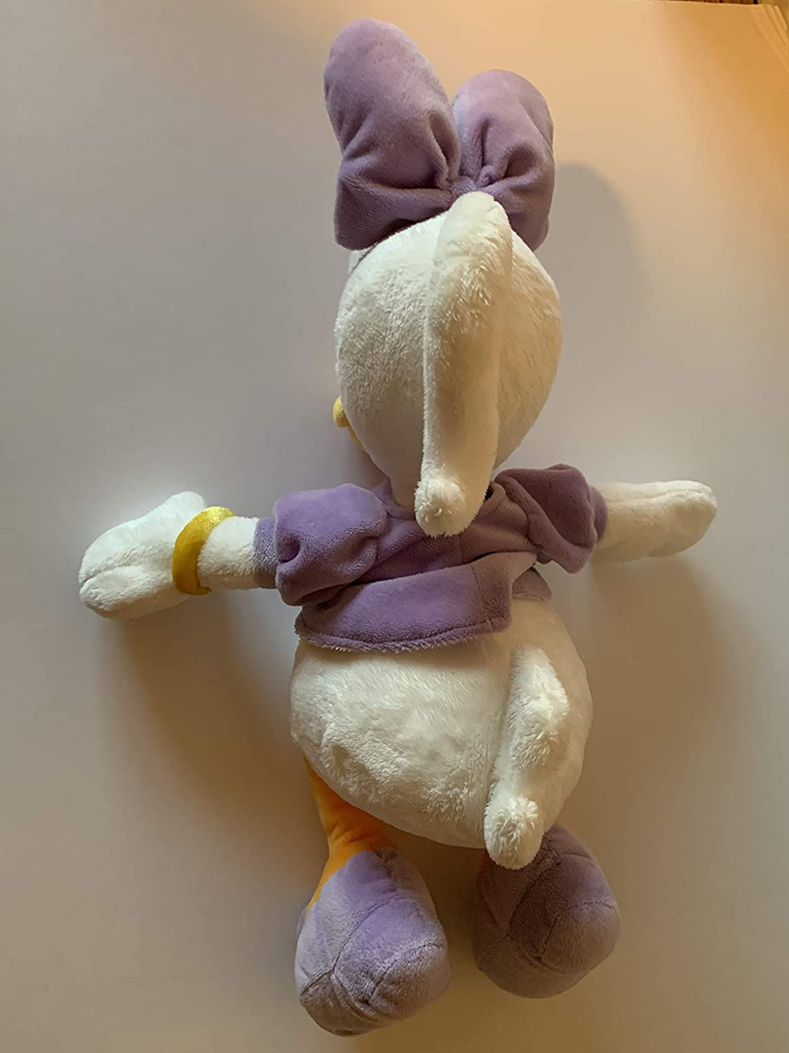 washable weighted buddy 3 lbs Donald Duck or Daisy Duck sensory toy Weighted stuffed animal
