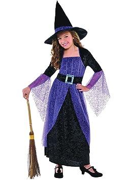 Bonito disfraz de bruja Christys Girls (4-6 años)