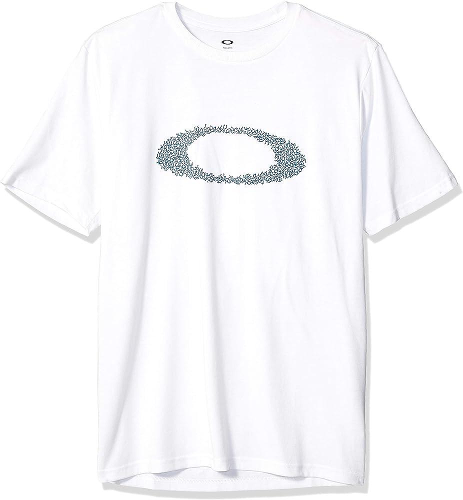 Oakley Mens Ellipse Warms tee Camisa, Blanco, XXXL para Hombre: Amazon.es: Ropa y accesorios