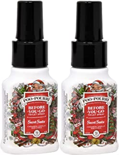 product image for Poo-Pourri Before-You-Go Toilet Spray Bottle Potty On 2 Ounce, 2 Pack