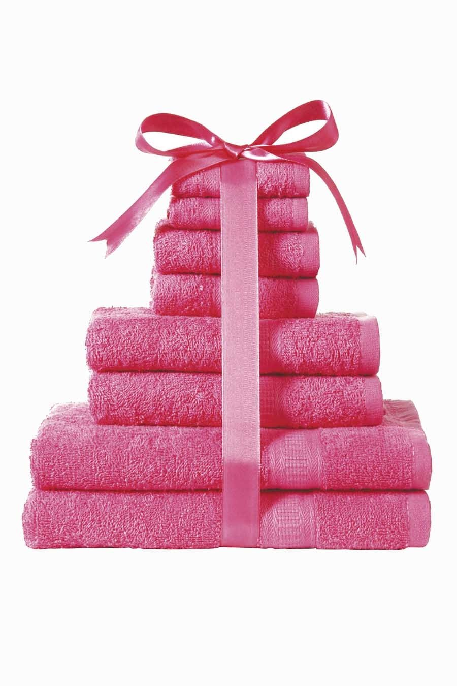 Other Kingsley 8-Piece Towel Bale (cerise) .