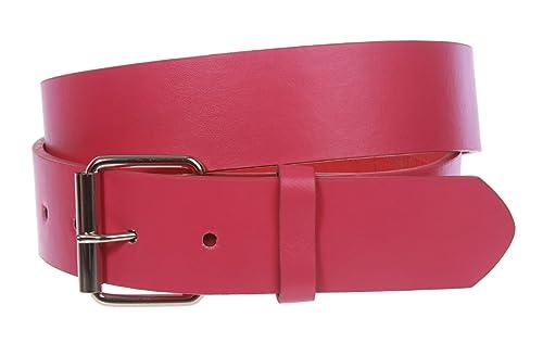 11/2(38mm) (Fijación NORMAL Jean cinturón de piel con hebilla