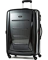 Samsonite Winfield 2 Fashion Hardside 28 Spinner, Black, One Size