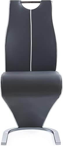 Global Furniture USA Global Furniture Chair, Grey BR