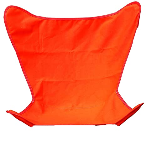 Beau Algoma 4916 49 Replacement Covers For The Algoma Butterfly Chairs, Orange