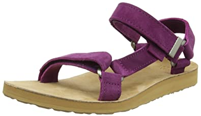 41f0222746f21 Teva Womens Original Universal Suede Sandal Shoes