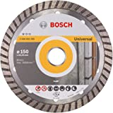 Bosch Professional Elmas Bıçak, 150 Mm,  Gri