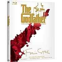 The Godfather Trilogy (The Coppola Restoration) [Blu-ray]