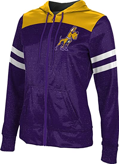 ProSphere University at Albany Boys Pullover Hoodie Ripple