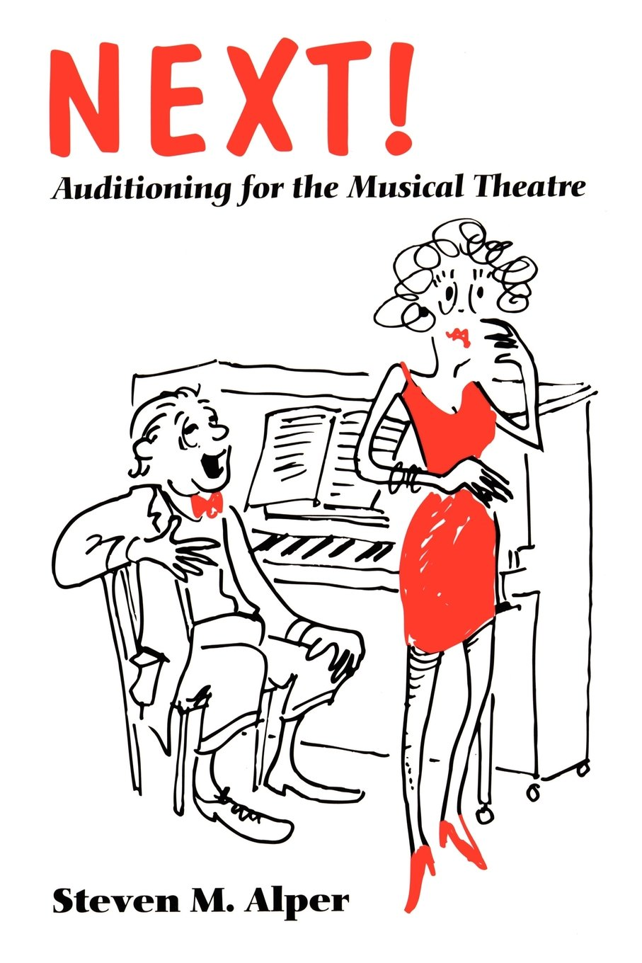 Read Online Next!: Auditioning for the Musical Theatre ebook