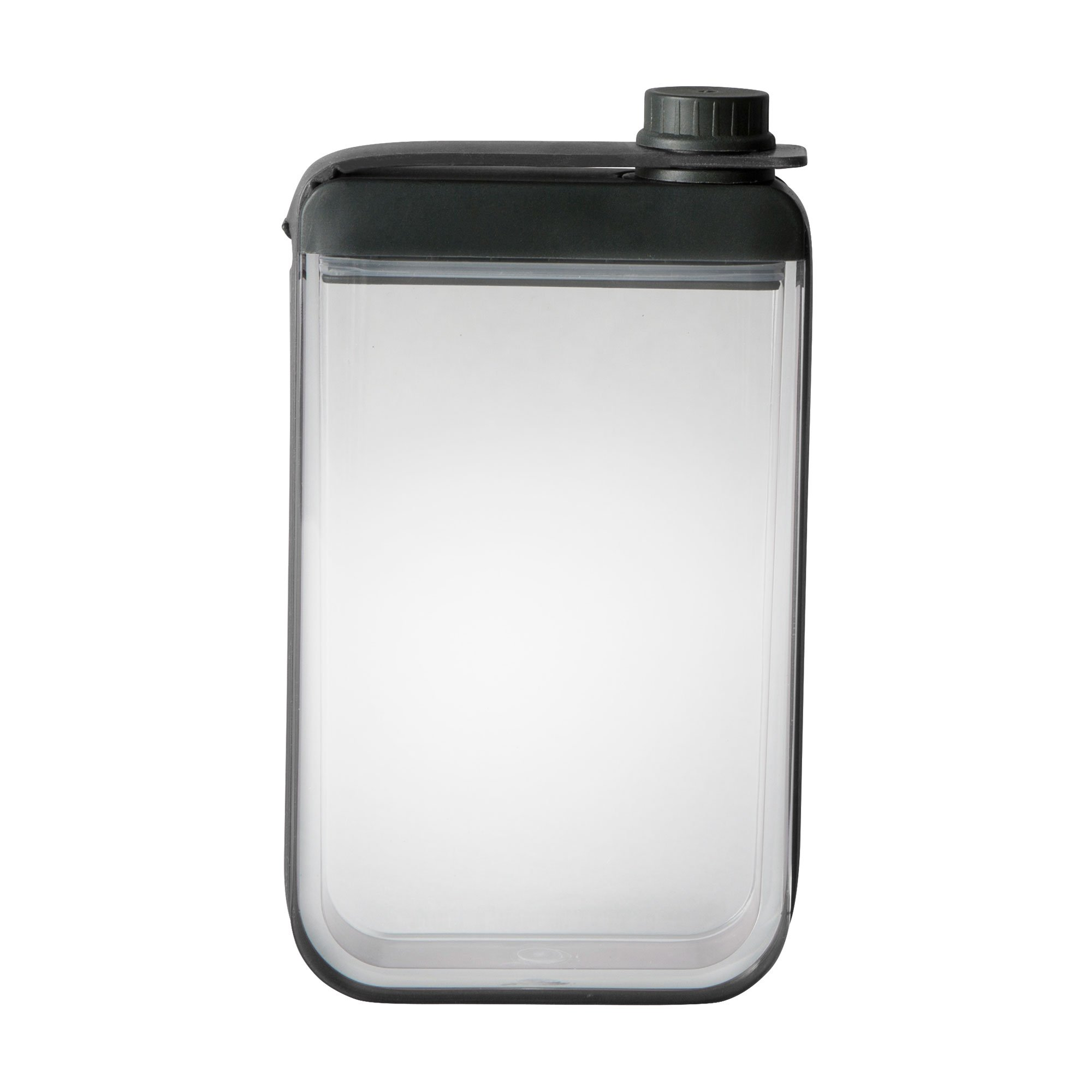 Rabbit Leak Free Discreet Flask, Black by Rabbit