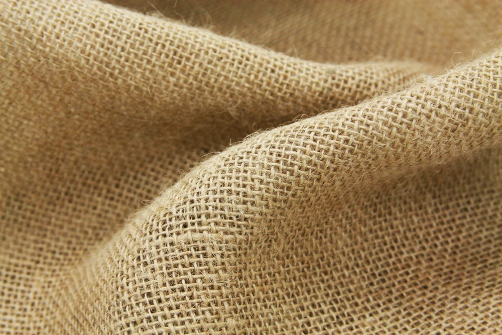 Burlap 7oz Untreated, Biodegradable, Brown (6' x 300')
