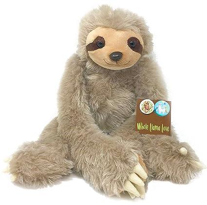 Amazon Com Sloth Stuffed Animal 20 Plush Long Cuddly Arms That