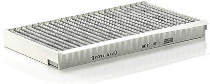 MANN-FILTER Original Filtro de Habit/áculo CUK 2842 Filtro antipolen con carb/ón activo Para autom/óviles
