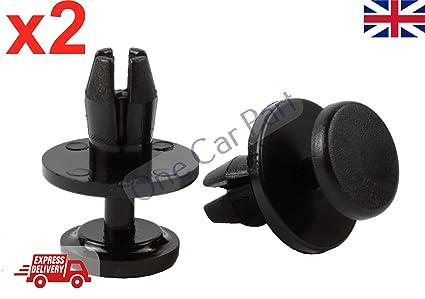 2 x pinzas para llantas de coche con forro interior 207 407 807