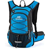 RUPUMPACK Insulated Small Hydration Backpack Pack with BPA Free 2L Water Bladder for Men Women Kids, Fit Outdoor Gear…