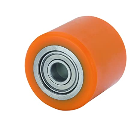 Alex VN - Rodillo para transpaleta (diámetro de 85 mm, carga soportada 600 kg