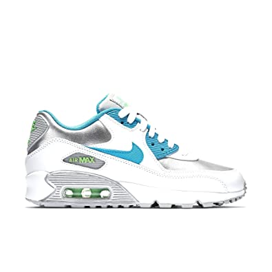 cheap for discount 77ce0 f85c7 Amazon.com  NIKE Air Max 90 Girl s Running Shoes  Shoes