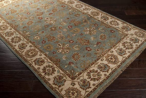 Surya Mossy Stone Estate Est10565 Rug Traditional Rectangle 2