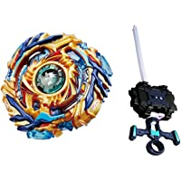 Burst B-79 Gyro Battling Drain Fafnir.8.NT God Layer System Beyblade Starter Set with Launcher