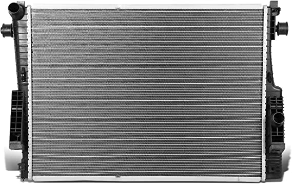 DNA Motoring OEM-RA-1302 1302 OE Style Aluminum Cooling Radiator Replacement
