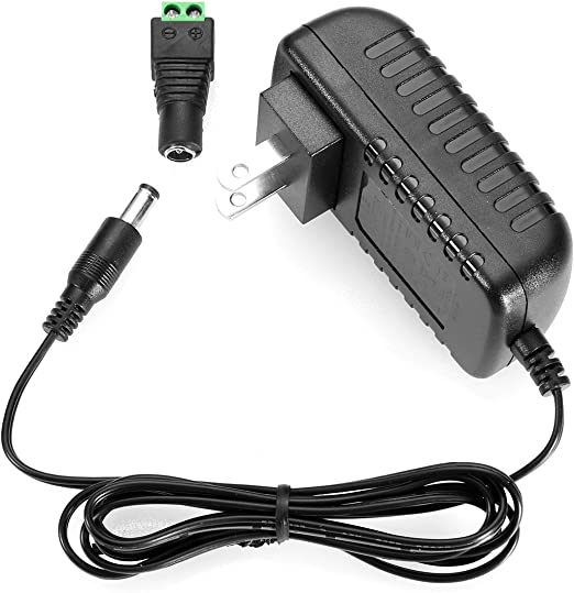 AU Plug CAOMING Constant Current LED Power Supply Power Adapter for 40cm Studio Tent Durable Color : Color4 AC 110-240V to DC 12V 2A