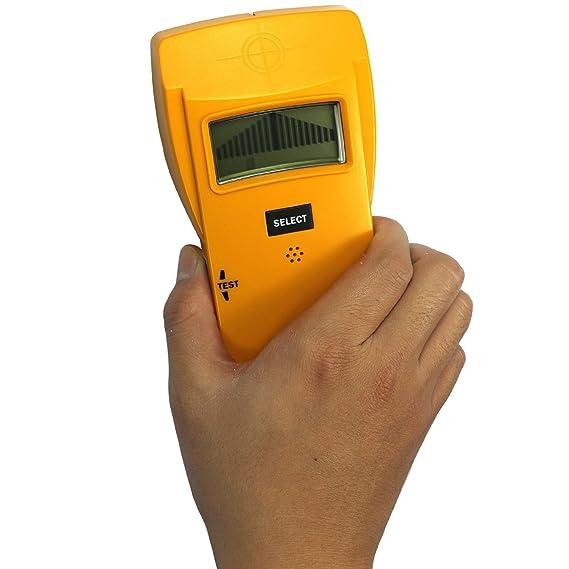 all-sun madera Stud Finder electrónico Sensor/Detector de metales de entramado de madera/AC eléctrico escáner 3 en 1 multi-scanner: Amazon.es: Bricolaje y ...